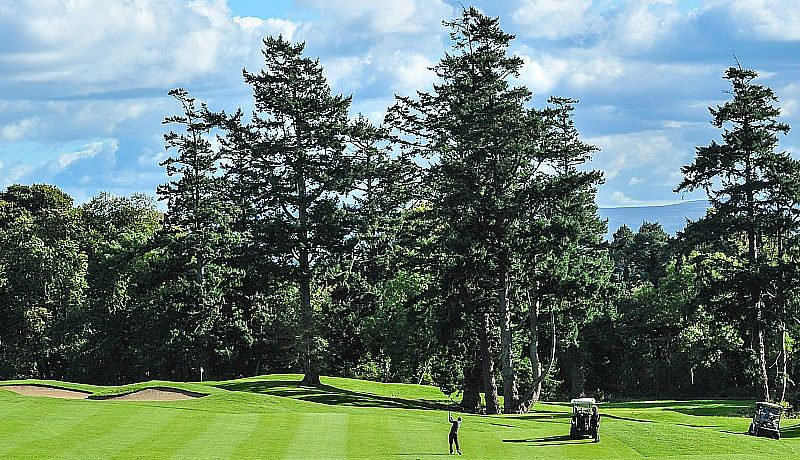 The O'Meara Golf Course at Carton House / Golfreisen Irland