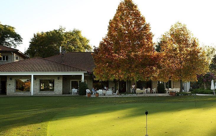 Olivos Golf Club in Buenos Aires, Argentinien