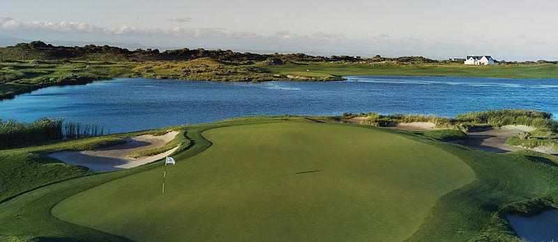 St. Francis Links Golf Course / Golfreisen Südafrika