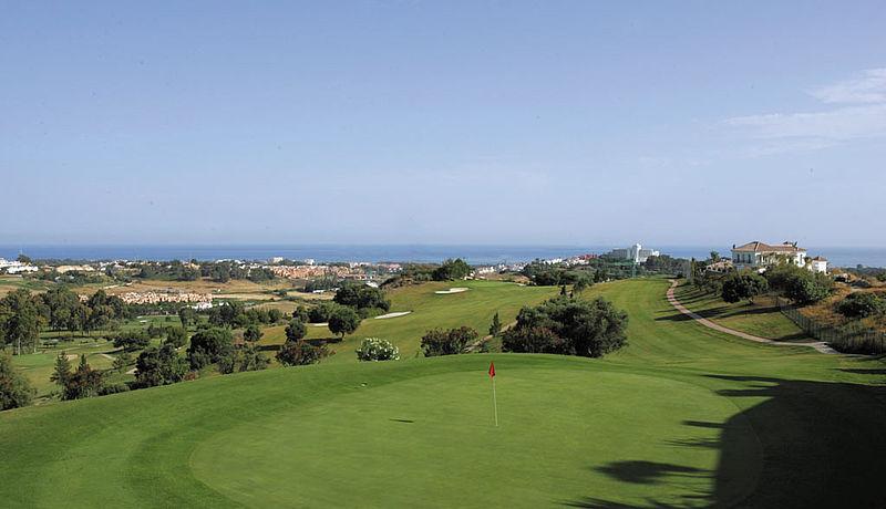 Atalaya Golf, Costa del Sol, Spanien