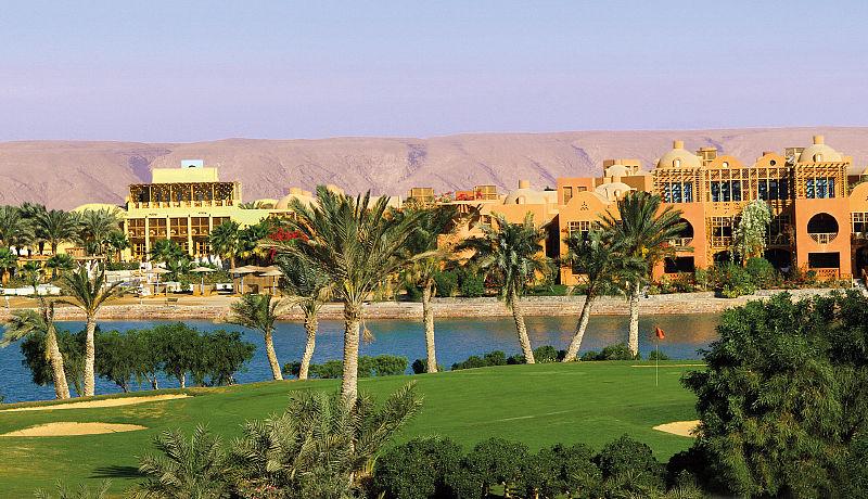 Steigenberger Golf Resort El Gouna / Golfreisen Rotes Meer