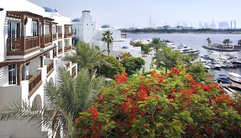 Park Hyatt Dubai / Golfreisen Dubai