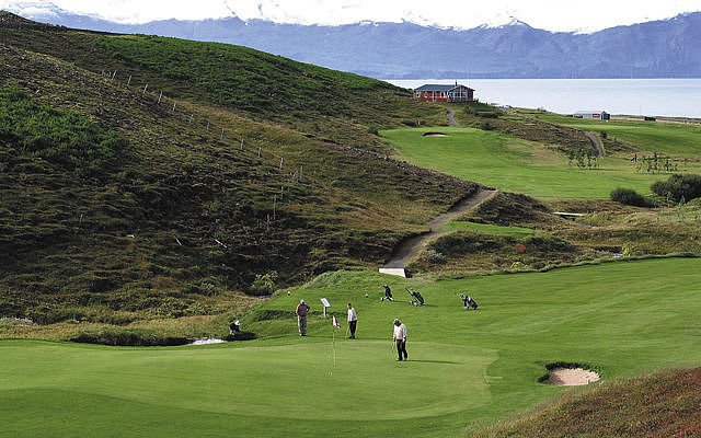 Húsavík Golf Club / Golfreisen Island