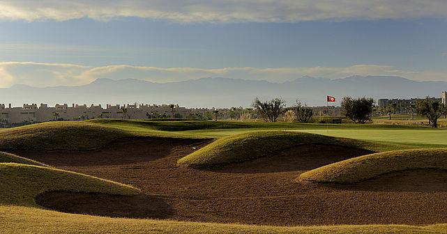 The Montgomerie Marrakech / Golfreisen Marokko