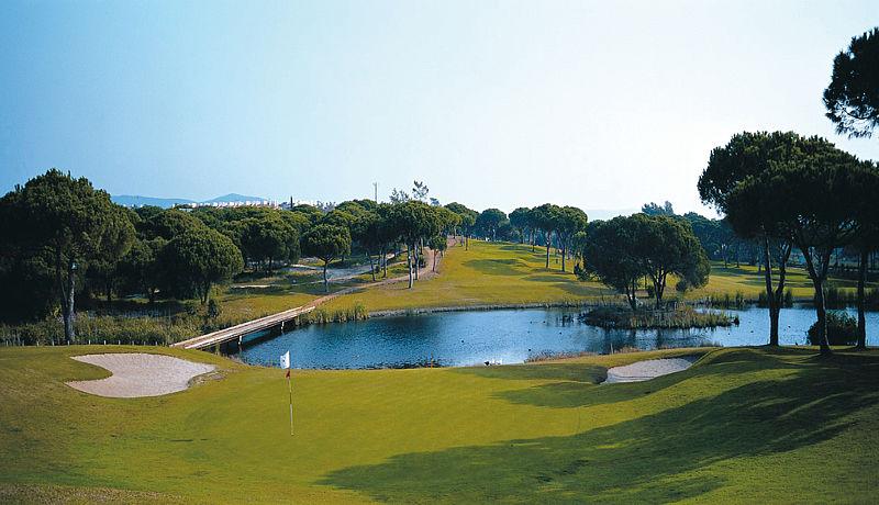 Vila Sol Golf / Golfreisen Algarve