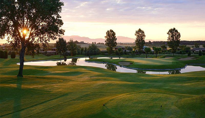 Torremirona Golf Club, Costa Brava, Spanien