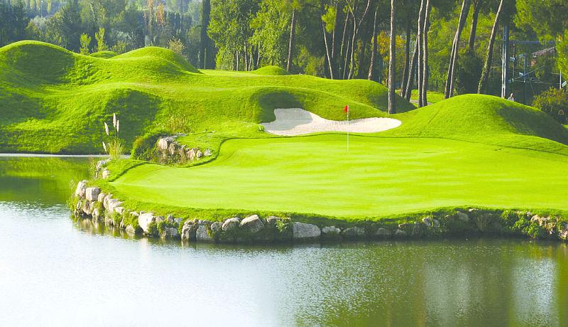 Royal Mougins Golf Club / Golfreisen Südfrankreich