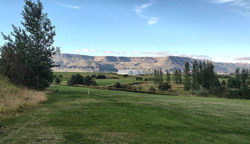 Reykjavik Golf Course / Golfreisen Island