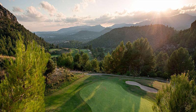 Son Termens Golf auf Mallorca, Balearen / Golfreisen Spanien