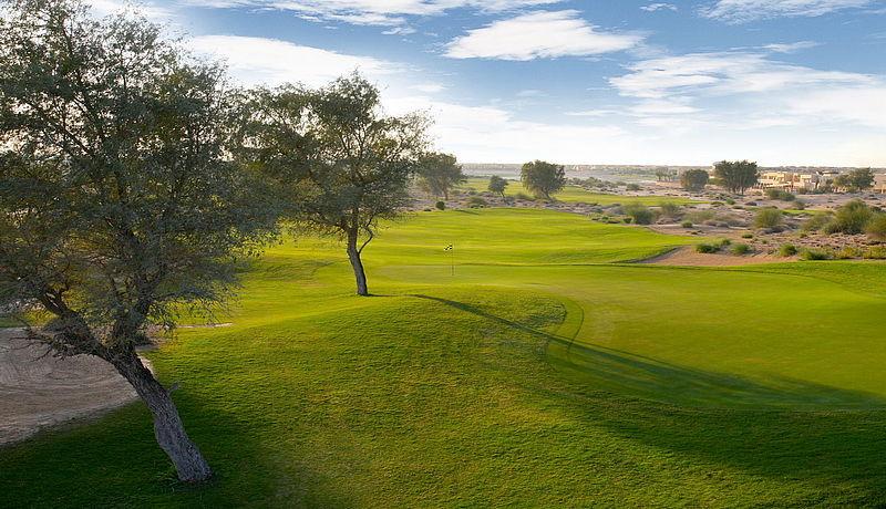 Arabian Ranches Golf Club in Dubai, VAE / Golfreisen Dubai