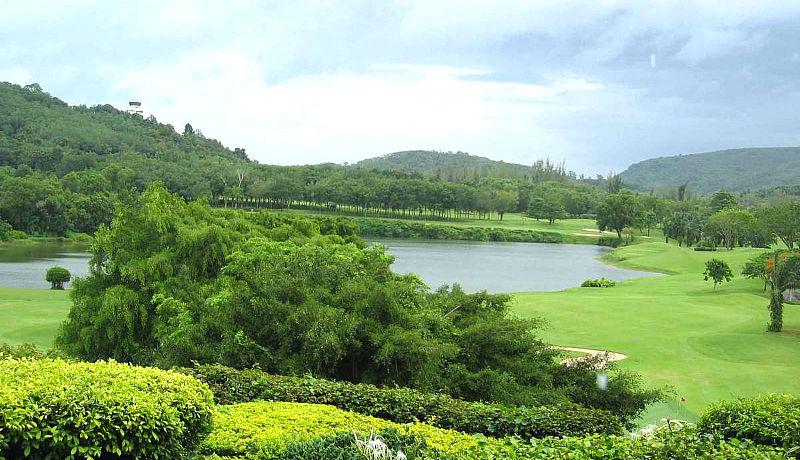 Blue Canyon Golf / Golfreisen Thailand