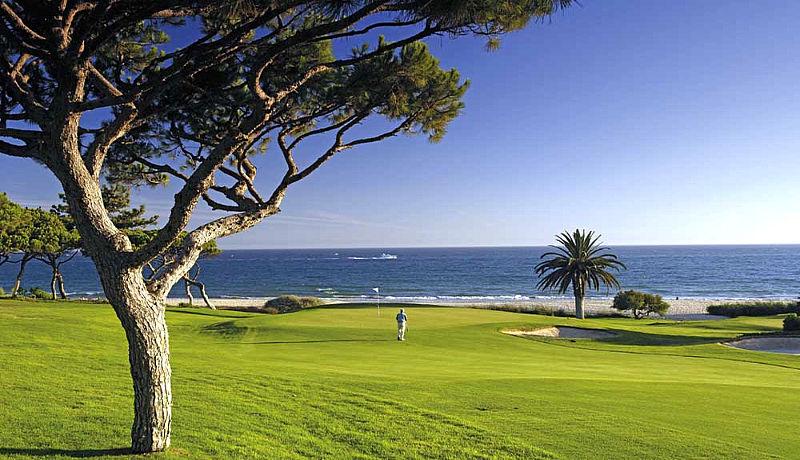 Vale do Lobo Ocean Golf Course / Golfreisen Algarve