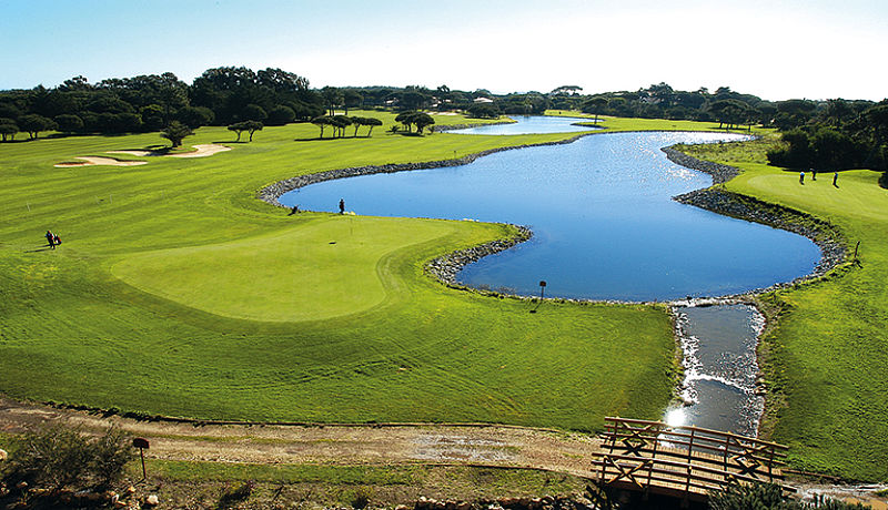 Quinta da Marinha Golf Course / Golfreisen Portugal