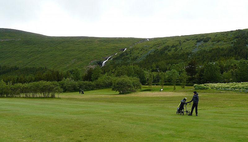 Isafjordur Golf Course / Golfreisen Island
