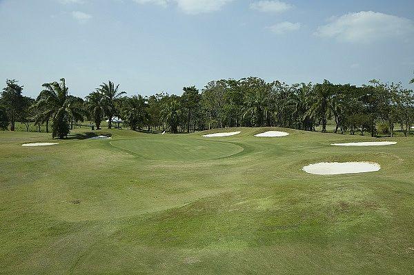 Pattaya Country Club / Golfreisen Thailand