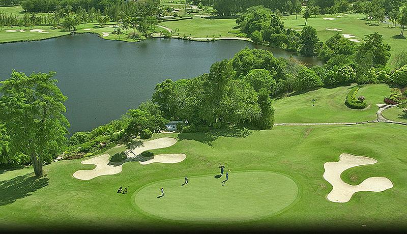 Phuket Country Club Old Course / Golfreisen Thailand