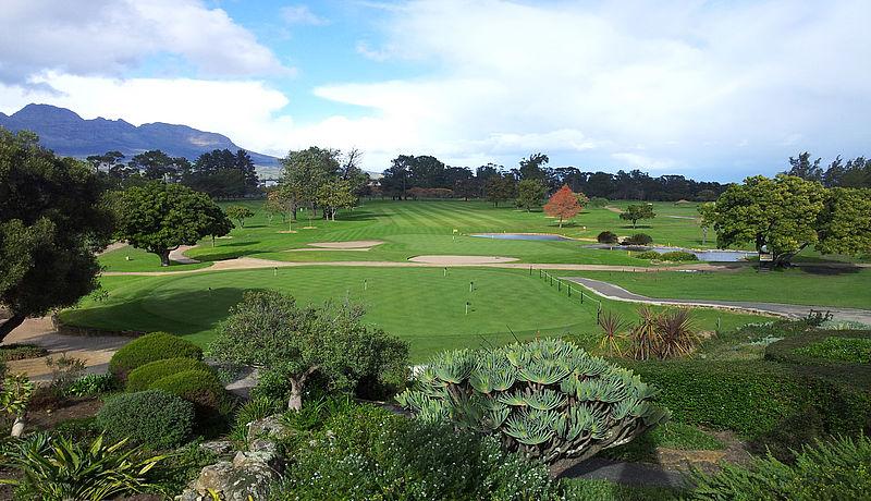 Stellenbosch Golf Club / Golfreisen Südafrika