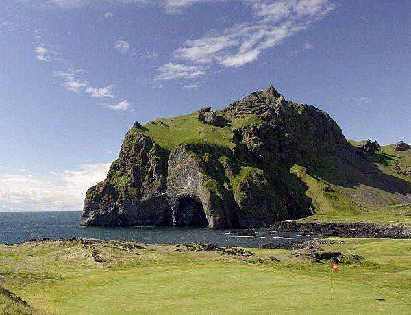 Vestman Island Golf Course / Golfreisen Island