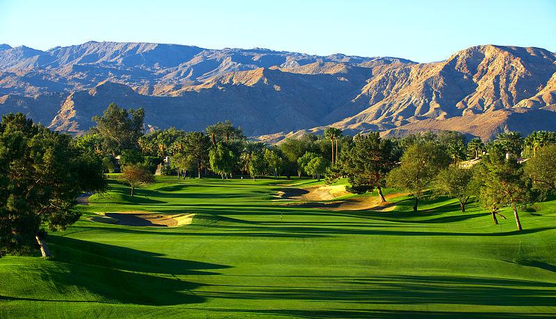 Westin Missions Hills Golf bei Palm Springs / Golfreisen Kalifornien