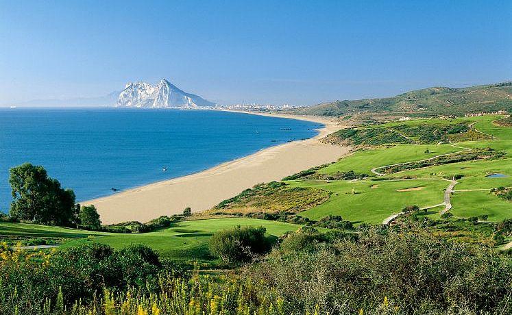 Alcaidesa Links Golf, Costa del Sol, Spanien