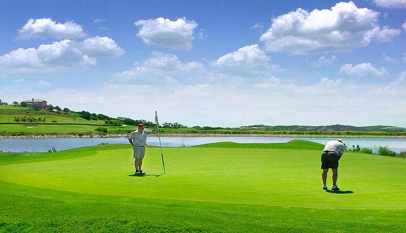 San Roque Old Golf Club, Costa del Sol, Spanien