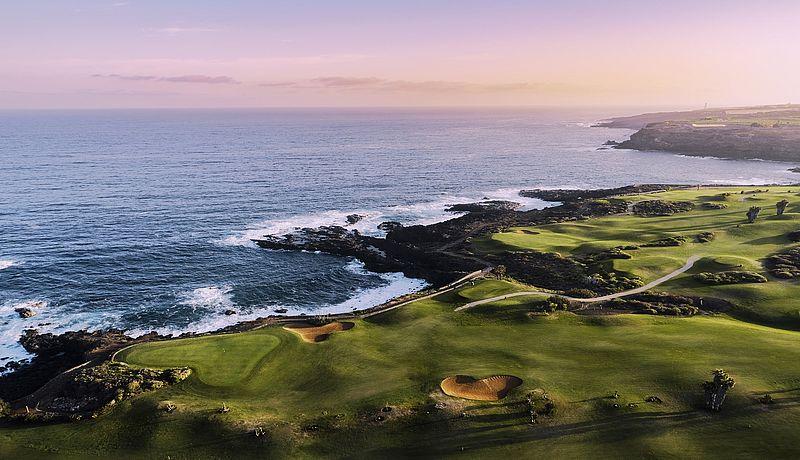 Buenavista Golf auf Teneriffa, Golfreisen auf die Kanarischen Inseln / Spanien