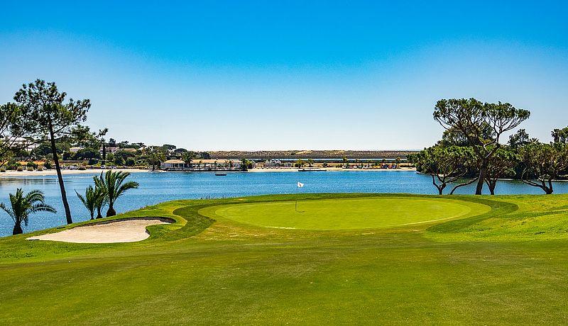 Quinta do Lago Golf / Golfreisen Algarve