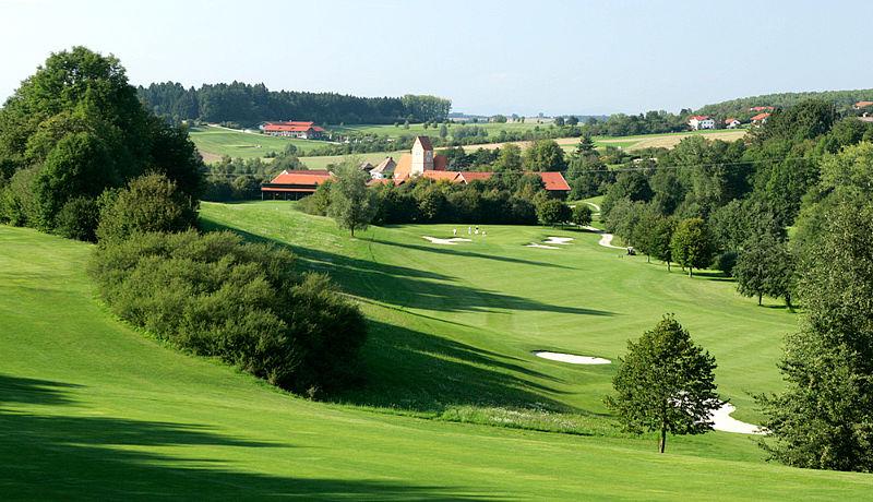 Bad Griesbach St. Wolfgang Golf / Golfreisen Deutschland