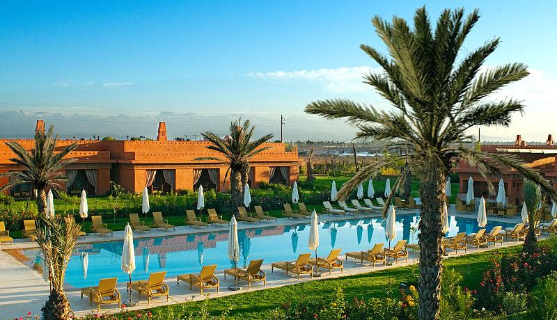 Domaine des Remparts, Marrakesch / Golfreisen Marokko