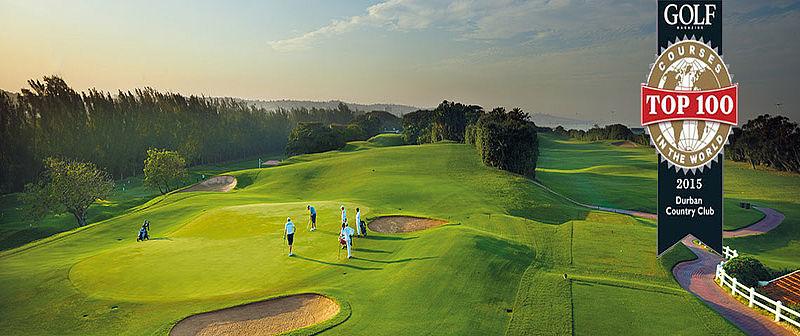 Durban Country Club / Golfreisen Südafrika
