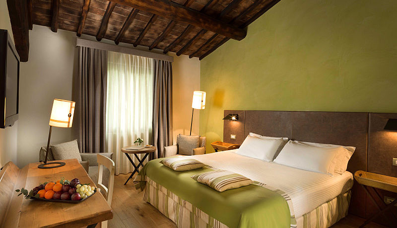 Doppelzimmer Classic im Hotel La Tabaccaia, Toskana / Golfreisen Italien