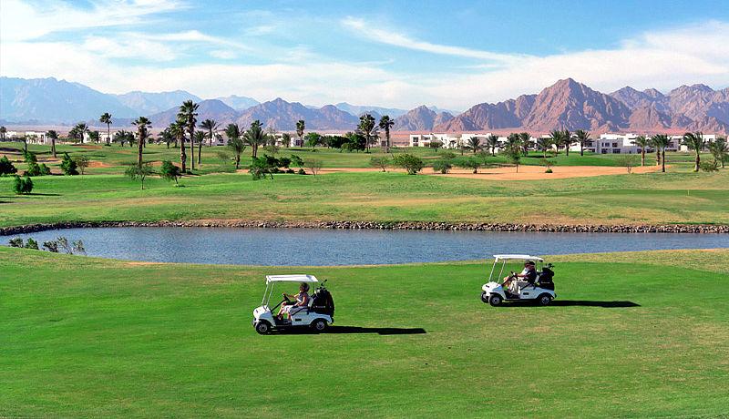 MARITIM Jolie Ville Golf in Sharm El Sheikh, Ägypten