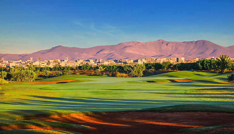 PalmGolf Marrakesh Palmeraie / Golfreisen Marokko