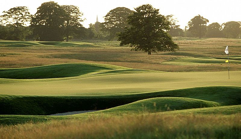 The Montgomerie Golf Course at Carton House / Golfreisen Irland
