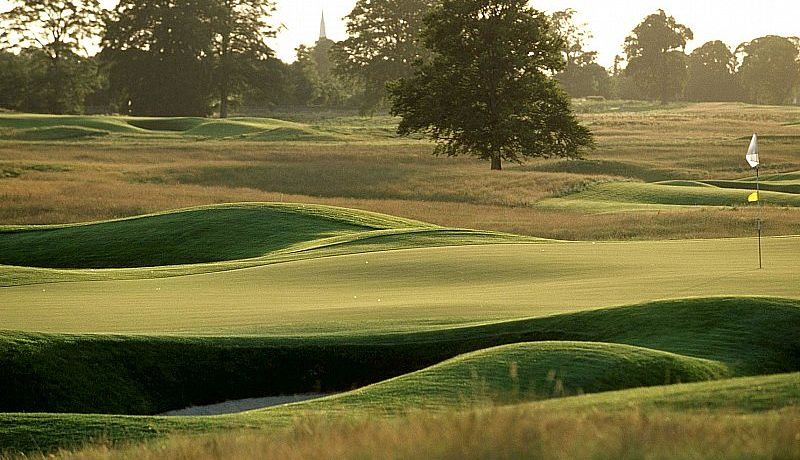 The Montgomerie Golf Course at Carton House / Golfreisen Irland