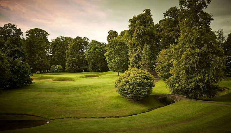 Mount Juliet Golf Course / Golfreisen Irland