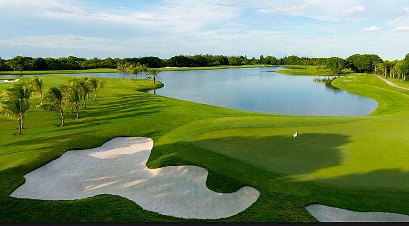 Doral The Golden Palm Golf in Miami / Golfreisen Florida