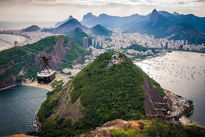 City-Golfreisen nach Rio de Janeiro