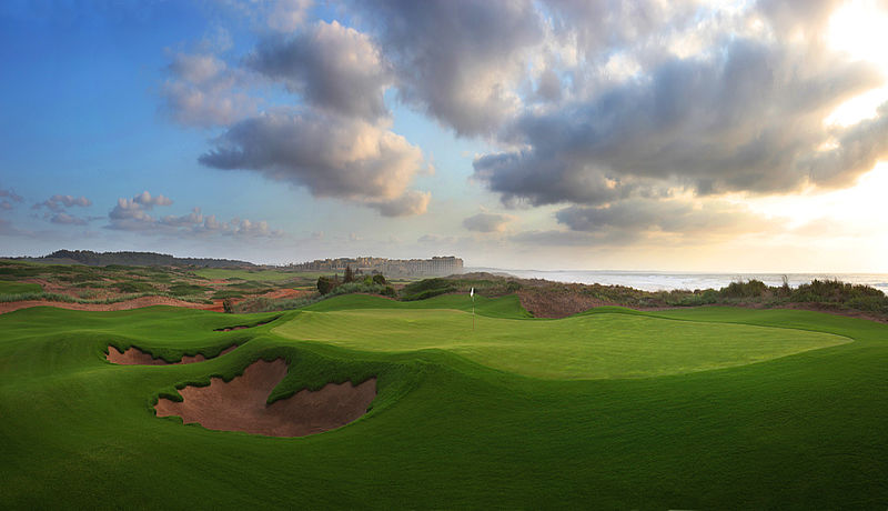 Gary Player Mazagan Morocco Golf Course / Golfreisen Marokko