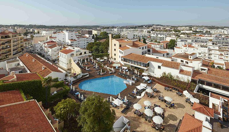 Tivoli Lagos Resort an der Algarve, Portugal