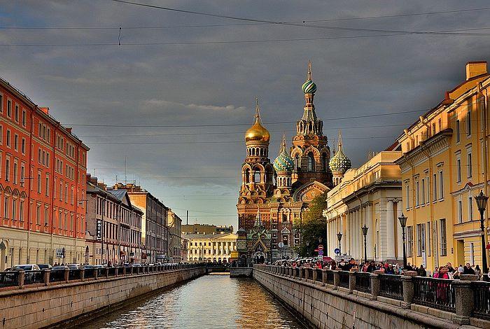 City-Golfreisen St. Petersburg