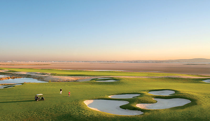 The Residence Golf Course bei Tunis, Tunesien