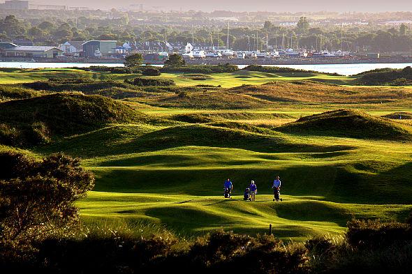 The Island Golf Club / Golfreisen Irland