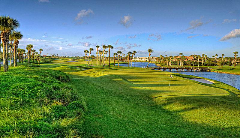 Ponte Vedra Golf & Country Club  bei Jacksonville / Golfreisen Florida