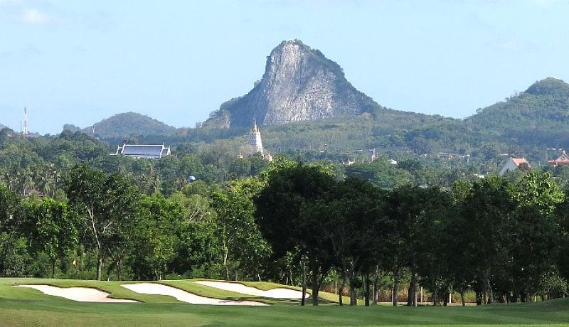 Phoenix Gold Golf Country Club / Golfreisen Thailand