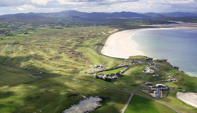 Old Tom Morris Links Golf Course at Rosapenna / Golfreisen Irland