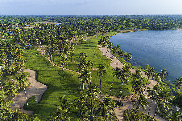 Shangri La Golf Club / Golfreisen Sri Lanka