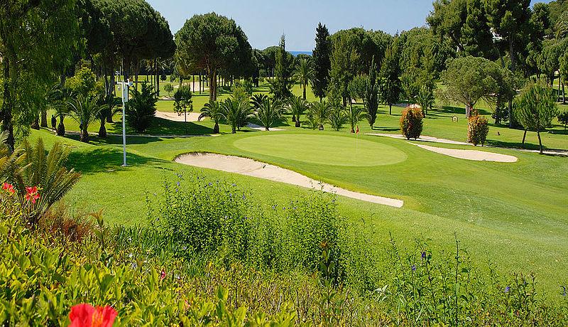 Rio Real Golf Club, Costa del Sol, Spanien