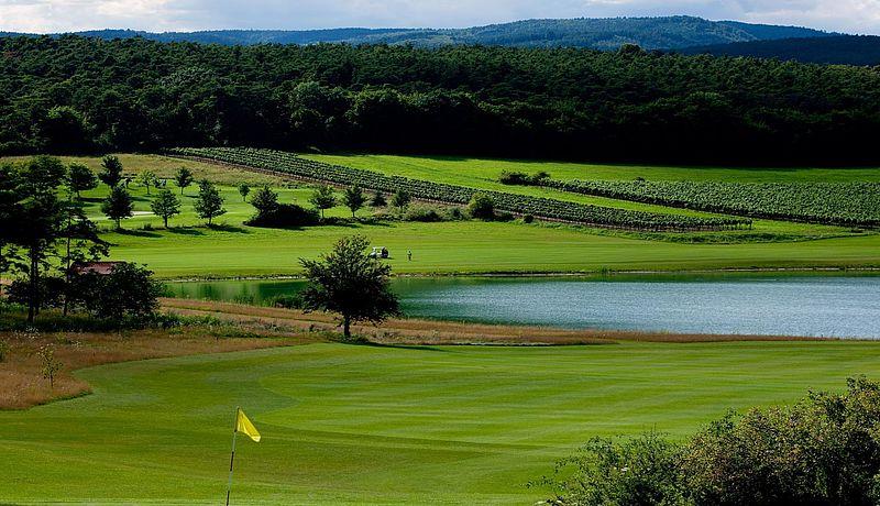 Golf Club Lengenfeld Kamptal-Donauland / Golfreisen Österreich