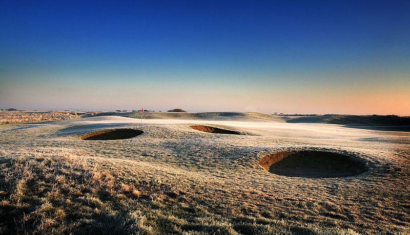 Prince's Golf Club bei Dover / Golfreisen England